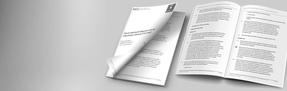 NICE Diagnostics Guidance [DG11]