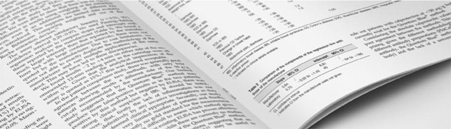 Calprotectin-Publications