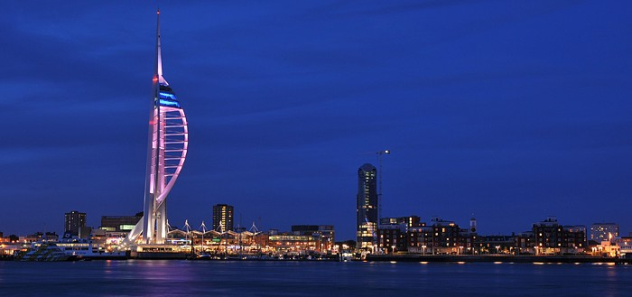 World IBD Day 2014 Spinnaker Tower