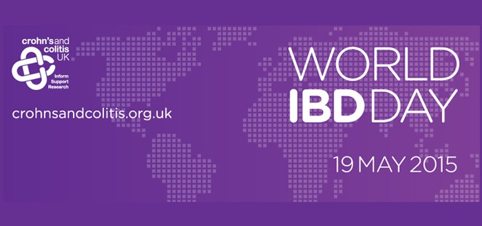 World IBD Day - 19th May 2015