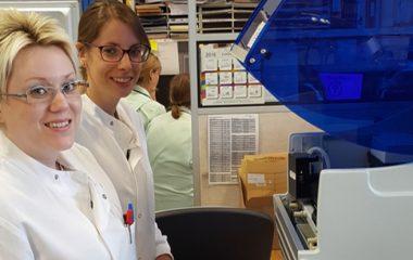 Studying Calprotectin False at Luton and Dunstable University Hospital